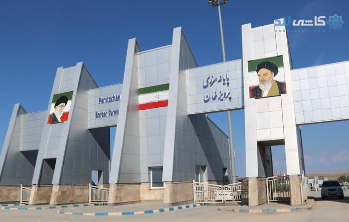 راه های صادراتی کاشی و سرامیک به عراق