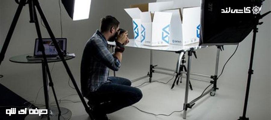 اصول عکاسی صنعتی