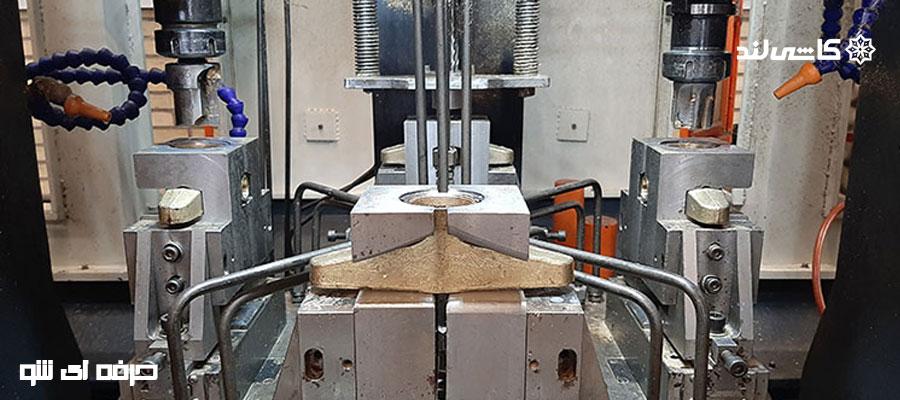 ماشین آلات آماده سازی مواد